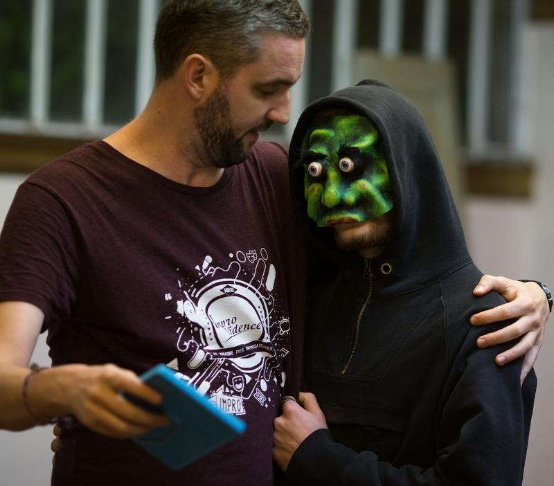 cours de jeu masqué mark jane aberratio