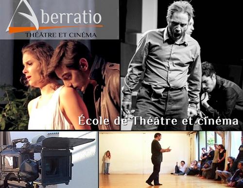 École de théâtre Aberratio