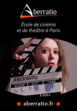ecole de theatre cinema aberratio paris