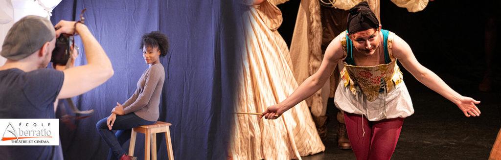 école de théâtre à paris - Devenir comédien
