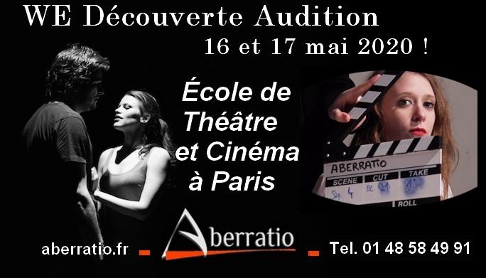 Stage Découverte 16 et 17 mai