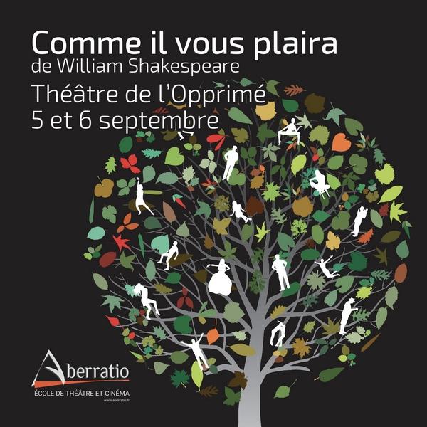 création au Théâtre de l'Opprimé